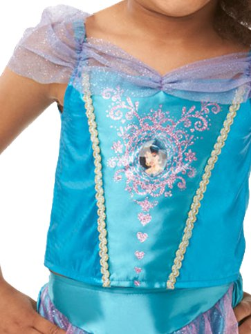 Disney Jasmine Deluxe - Child Costume left
