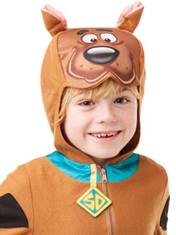 Scooby Doo - Child Costume back