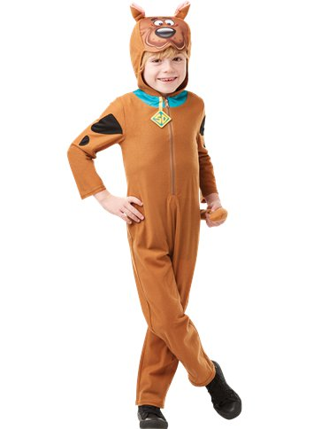 Scooby Doo - Child Costume front