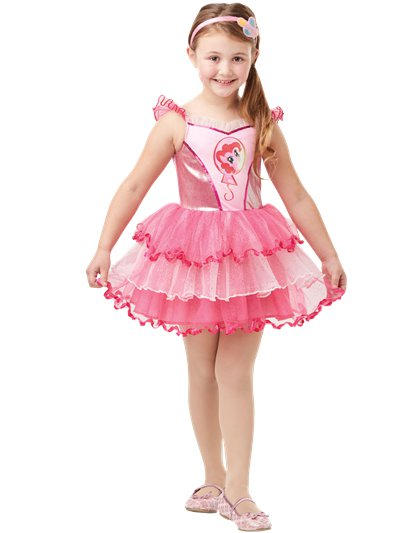 My Little Pony Pinkie Pie Deluxe - Child Costume