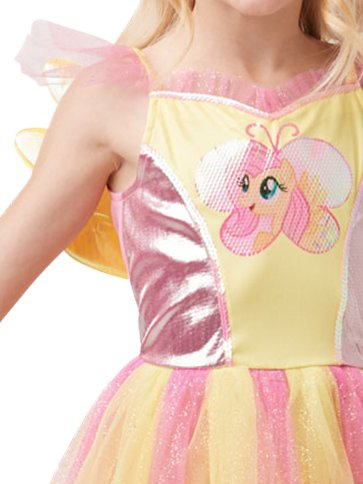 My Little Pony Fluttershy Deluxe - Child Costume back
