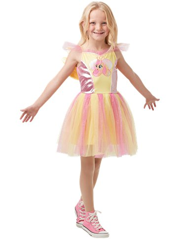 My Little Pony Fluttershy Deluxe - Child Costume front