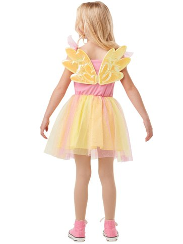 My Little Pony Fluttershy Deluxe - Child Costume left