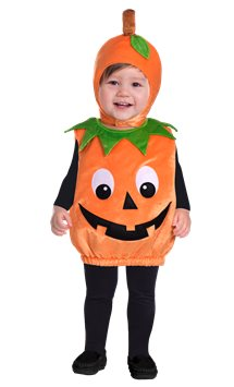 Pumpkin Cutie Pie - Toddler & Child Costume