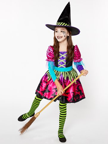 Spellbook Sweetie - Child Costume front