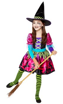 Spellbook Sweetie - Child Costume
