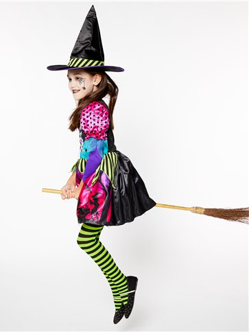 Spellbook Sweetie - Child Costume left