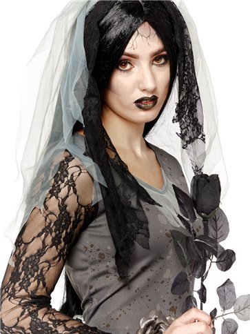 Corpse Bride - Adult Costume back