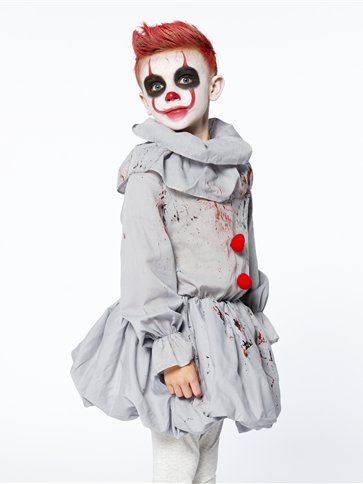 Creepy Clown - Child Costume left