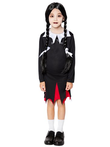 Spooky Family Girl - Child Costume front