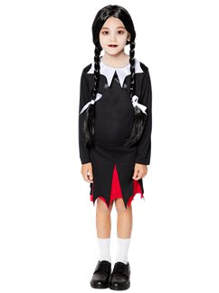 Addams Family Fancy Dress Costumes Party Delights