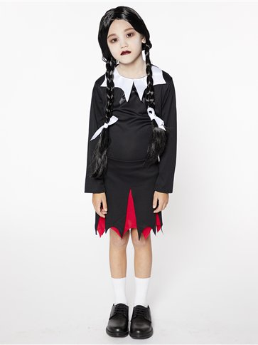 Spooky Family Girl - Child Costume pla