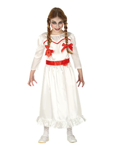 Demon Doll - Child Costume front