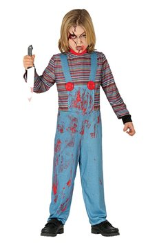 Killer Doll - Child Costume