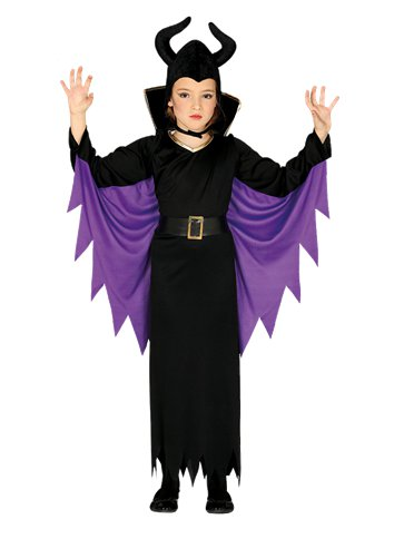 Evil Fairytale Queen - Child Costume front