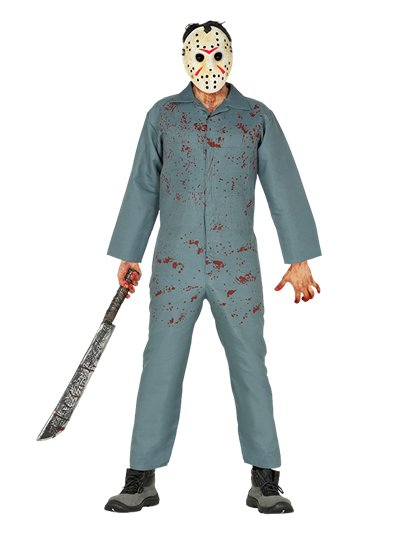 Halloween Boilersuit - Adult Costume