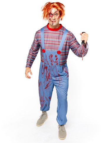 Killer Doll - Adult Costume front