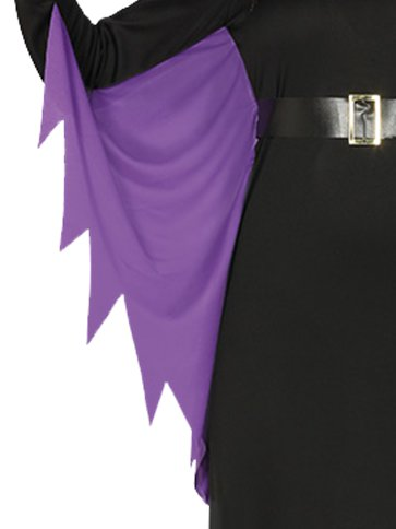 Evil Fairytale Queen - Adult Costume back