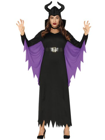 Evil Fairytale Queen - Adult Costume front