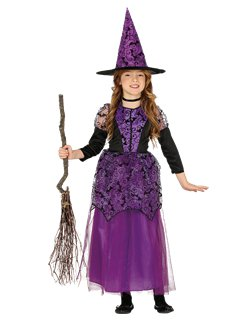 Purple Witch