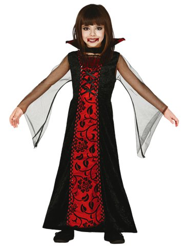 Vampire Girl - Child Costume front