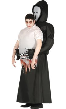Inflatable Death - Adult Costume