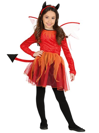 Little Devil - Child Costume