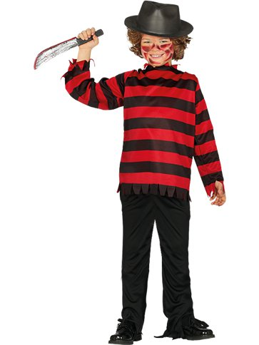 Night Fright Kid - Child Costume front