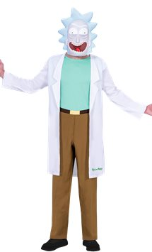 Rick - Adult Costume