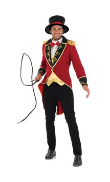 Ringmaster Deluxe - Adult Costume