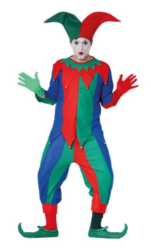 Jester - Adult Costume