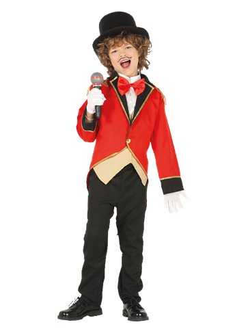Ringmaster - Child Costume front