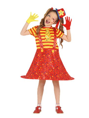 Hoopy The Clown - Child Costume front