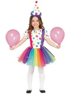 Circus Clown Girl
