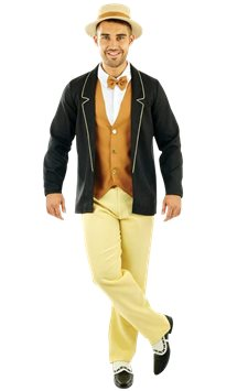 1920's Gentleman - Adult Costume