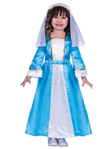 Nativity Mary - Child Costume front