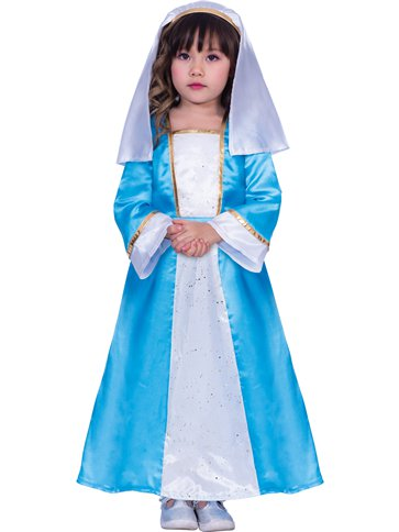 Nativity Mary - Child Costume left