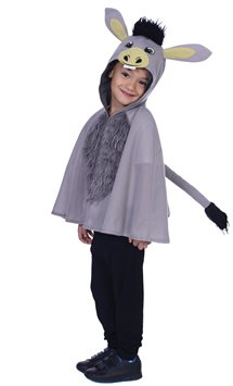 Donkey Cape - Child Costume
