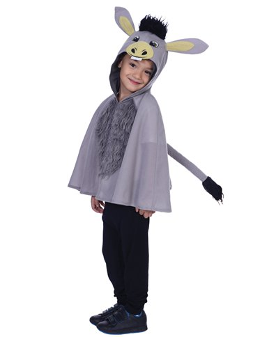 Donkey Cape - Child Costume front