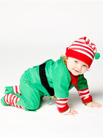 Elf - Baby & Toddler Costume back