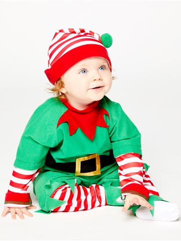 Elf - Baby & Toddler Costume front