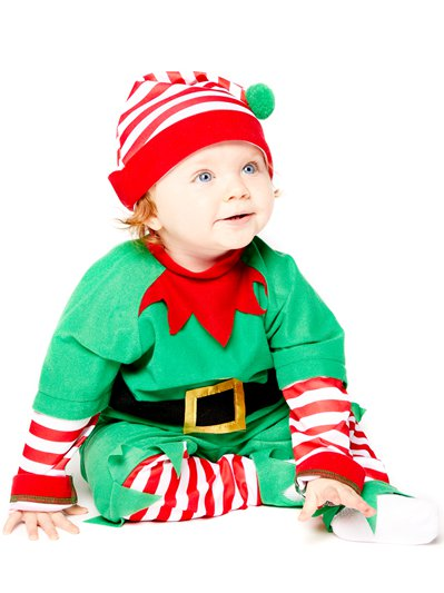 Little Elf - Baby & Toddler Costume
