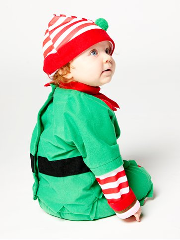 Elf - Baby & Toddler Costume left