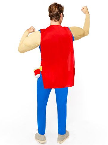 Beer Man - Adult Costume left