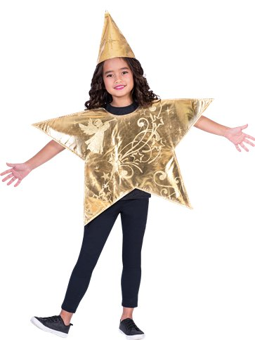 Star Tabard - Child Costume front