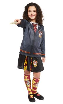 Gryffindor Top - Child Costume