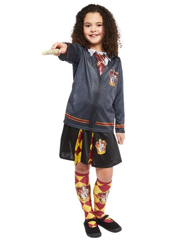 Gryffindor Top - Child Costume front