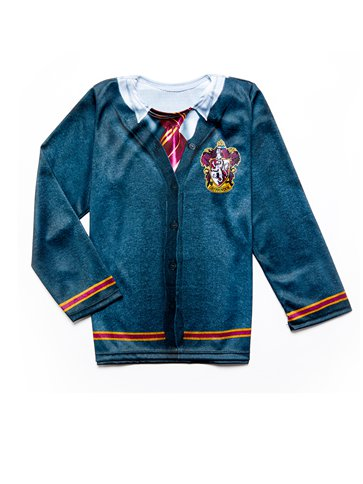 Gryffindor Top - Child Costume pla