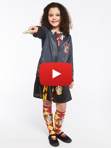 Gryffindor Top - Child Costume video
