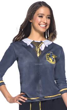 Hufflepuff Top - Child Costume